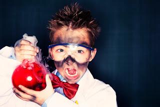 student scientist